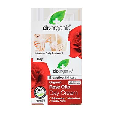 Dr Oragnic Rose Otto Day Cream 50ml