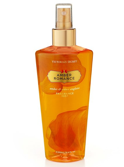 Amber Romance Fragrance Mist by Victoria's Secret