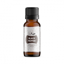 Black Pepper Essential oil by Jipambe