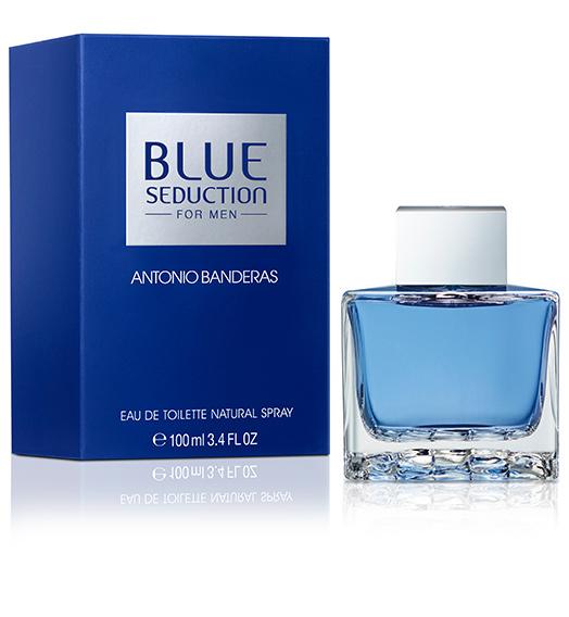 Blue Seduction by Antonio Banderas for Men 100ml