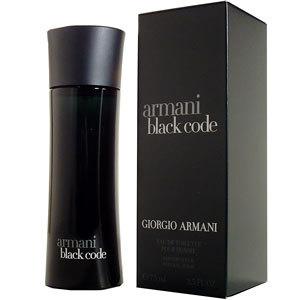 Armani Black Code for Men 125 ml by Giorgio Armani