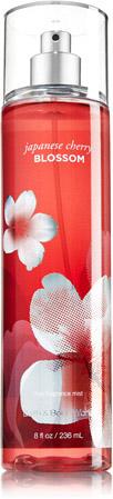 Bath and Body Works Japanese Cherry Blossom Fragrance Mist