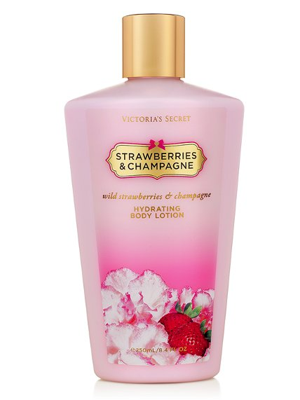 Strawberries & Champagne Body Lotion by Victoria's Secret