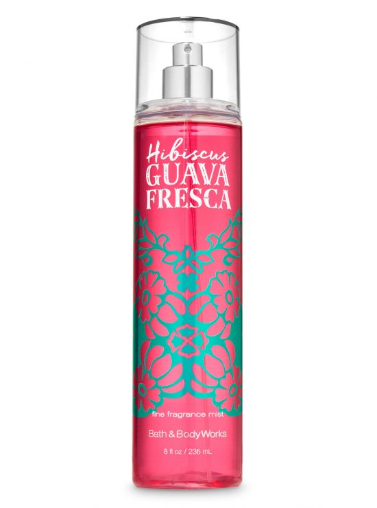 Hibiscus Guava Fresca Fine Fragrance Mist by Bath And Body Works